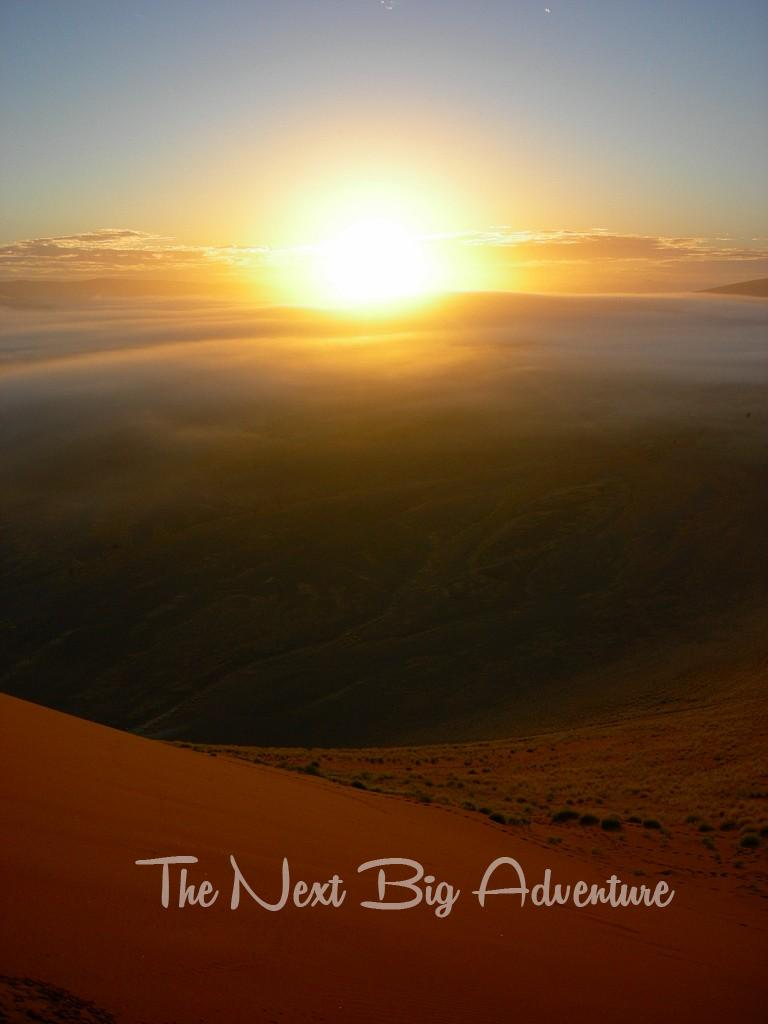 sunrise Namibia