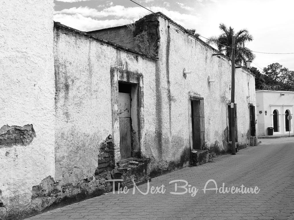 The streets of Alamos.