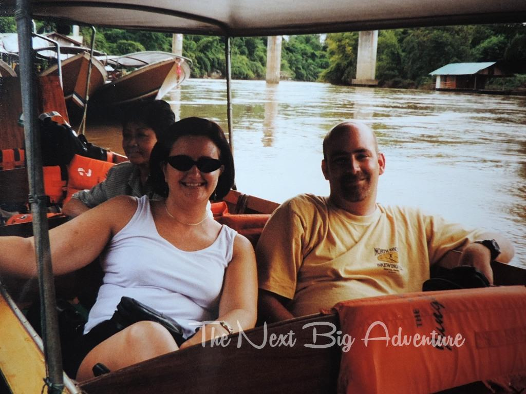 2001 found us in Thailand, and discovering a fascination with all things SE Asia